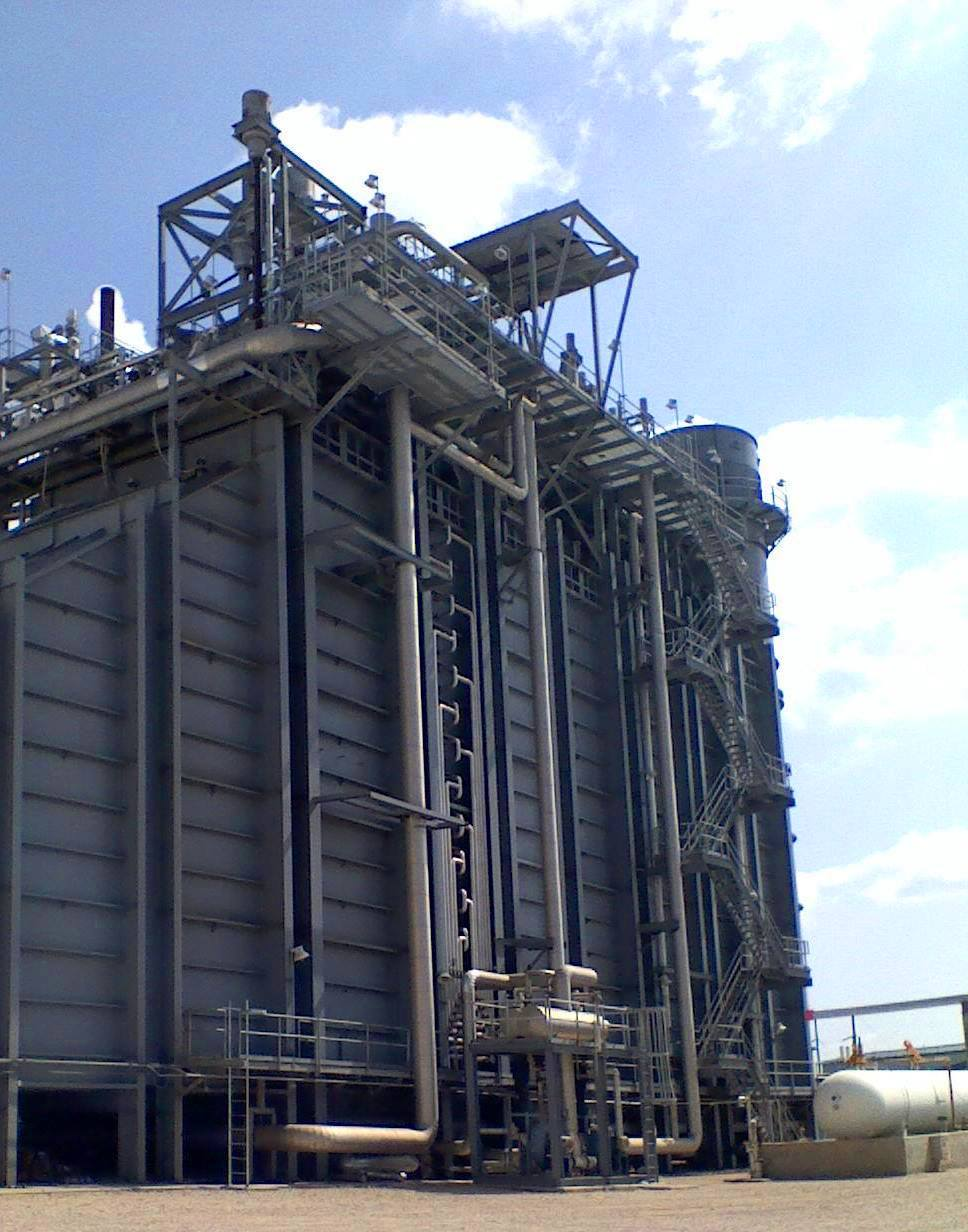 Power Plant (exterior Special Coatings)